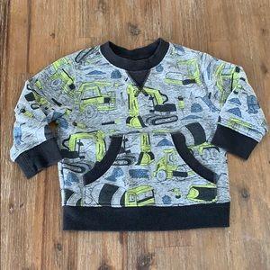 Gymboree 12-18 Months Long Sleeve Sweatshirt